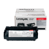 Lexmark 12A6735 Black High Yeld Laser Toner Cartridge - Black High Capacity