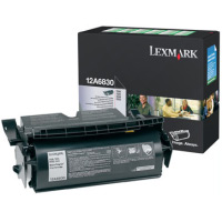 Lexmrark 12A6830 Black PREBATE Laser Toner Cartridge
