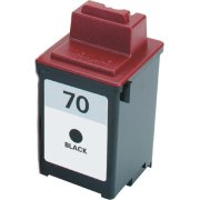 Lexmark 12A1970 ( Lexmark #70 ) Professionally Compatible Black InkJet Cartridge